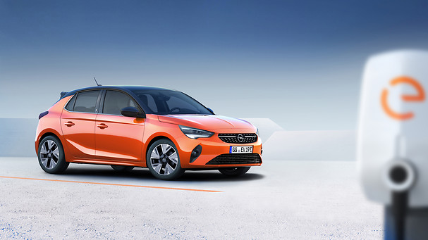 Opel Nuova Corsa E